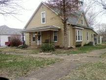 Clinton 4th street house